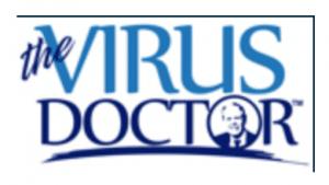 virus doctor logo